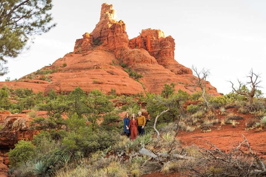Wilson Family: Northern AZ Portrait Photography