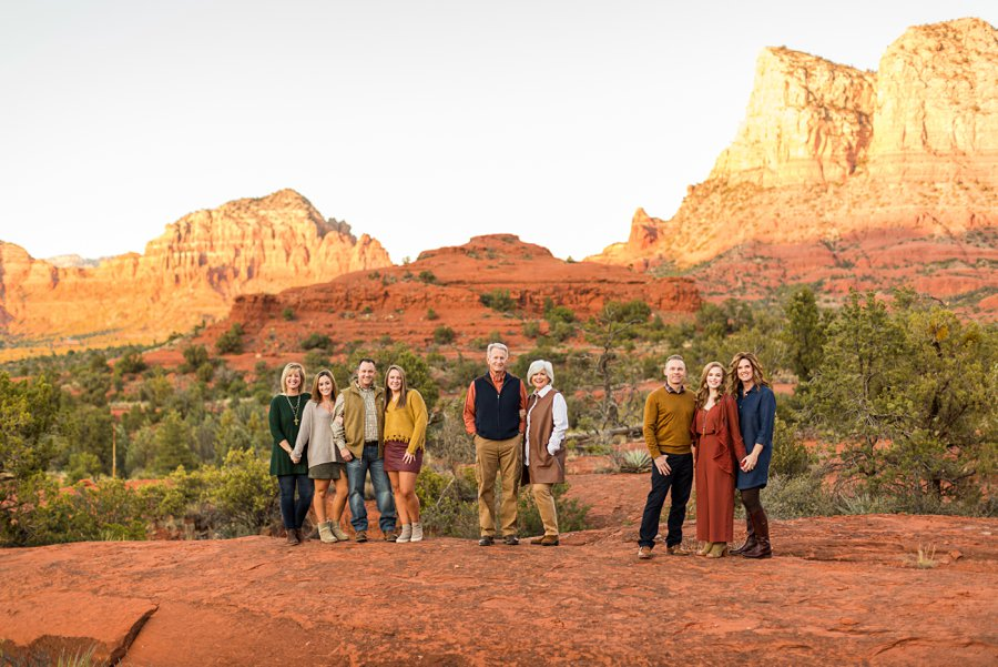 Northern AZ Portrait Photography 09 - How to Choose a Color Palette for Your Arizona Family Photos