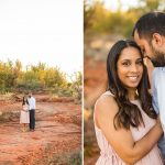 Nila and Ravi – Sedona Babymoon Photographer