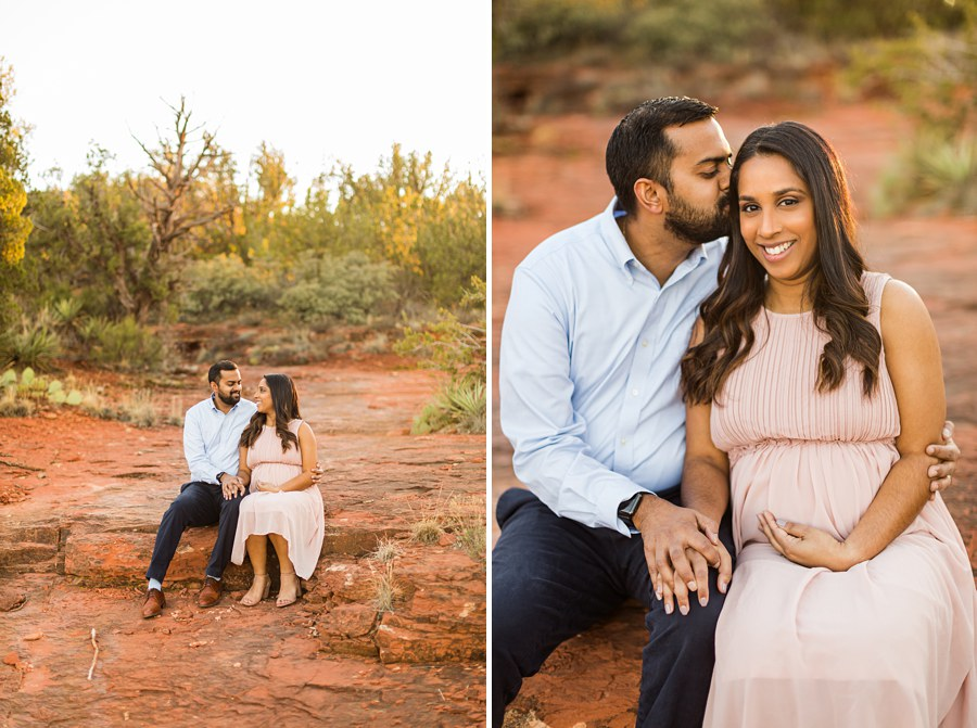 Flagstaff Northern AZ Maternity Photography