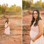 Nila and Ravi – Sedona Babymoon Photographer