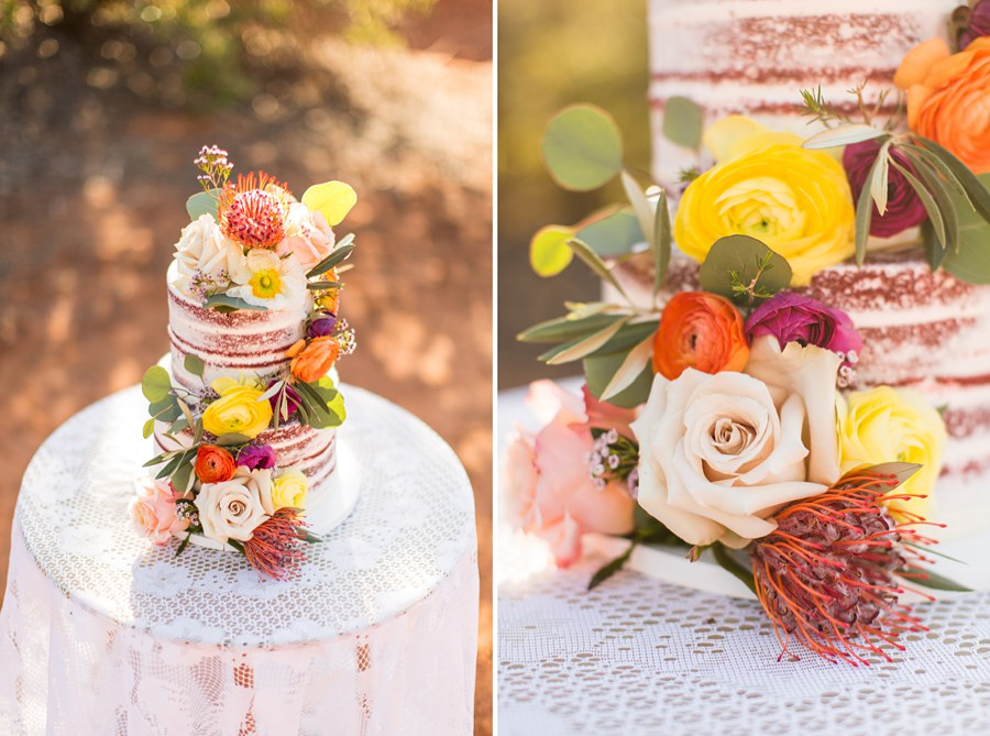 Northern AZ Wedding Ideas: Red Rock Country: Red Rock Country: Red Rock Country Floral