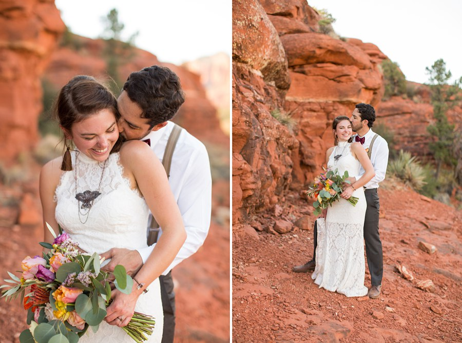 Northern AZ Wedding Ideas: Red Rock Country: Red Rock Country: Red Rock Country Snuggles