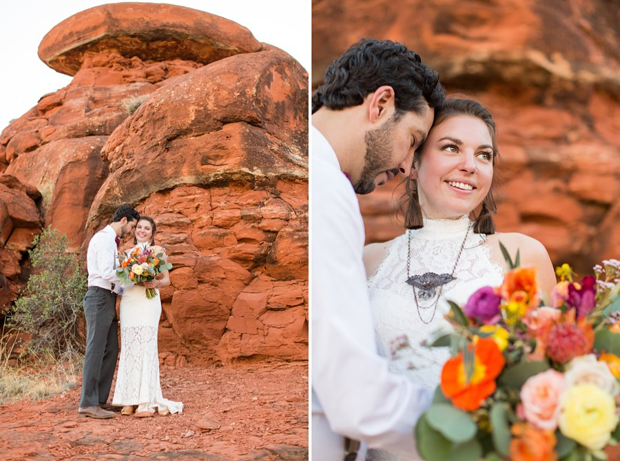 Red Rock Country: Northern AZ Wedding Ideas Love