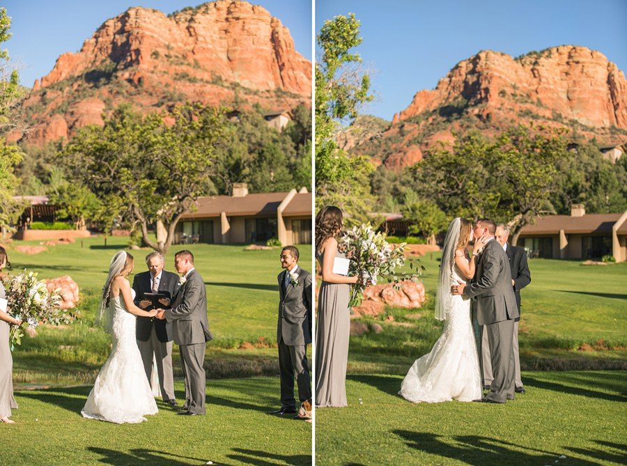 Northern AZ Engagement and Elopement Red Rocks