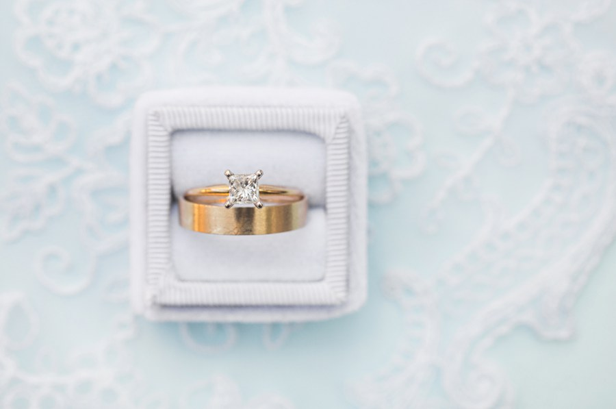 Poco Diablo: Sedona Arizona Outdoor Wedding Inspiration Wedding Ring