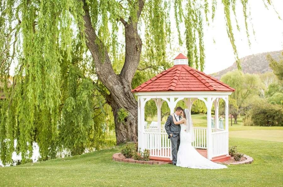 Poco Diablo: Sedona Arizona Outdoor Wedding Inspiration Bride and Groom