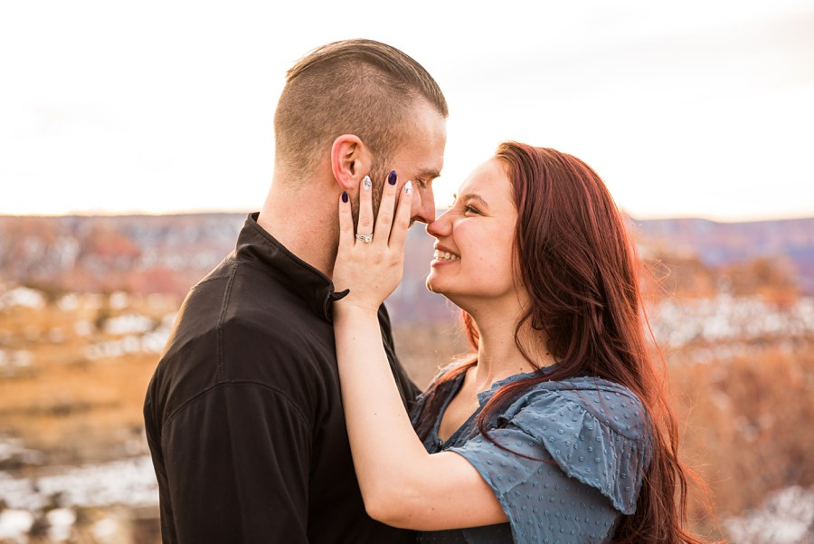 Northern Arizona Couples Photography Flagstaff Sedona