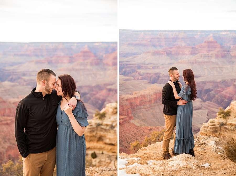 Flagstaff Sedona Northern Arizona Couples Photography