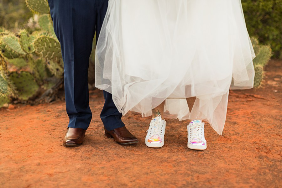 shoes suit dress Northern AZ Wedding Photography - Claire and Terrence