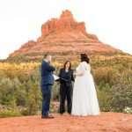 Claire and Terrence – Sedona Arizona Elopement Photographers