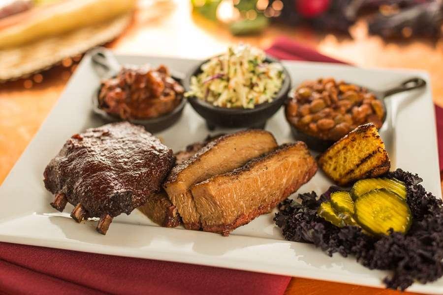 Northern Arizona Food Photography Platter Meat