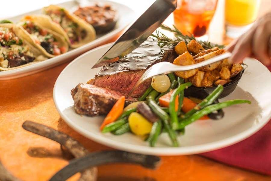 Northern Arizona Food Photography Veggies Meat