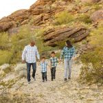 Northern Arizona Family Photographers – Godofai Family