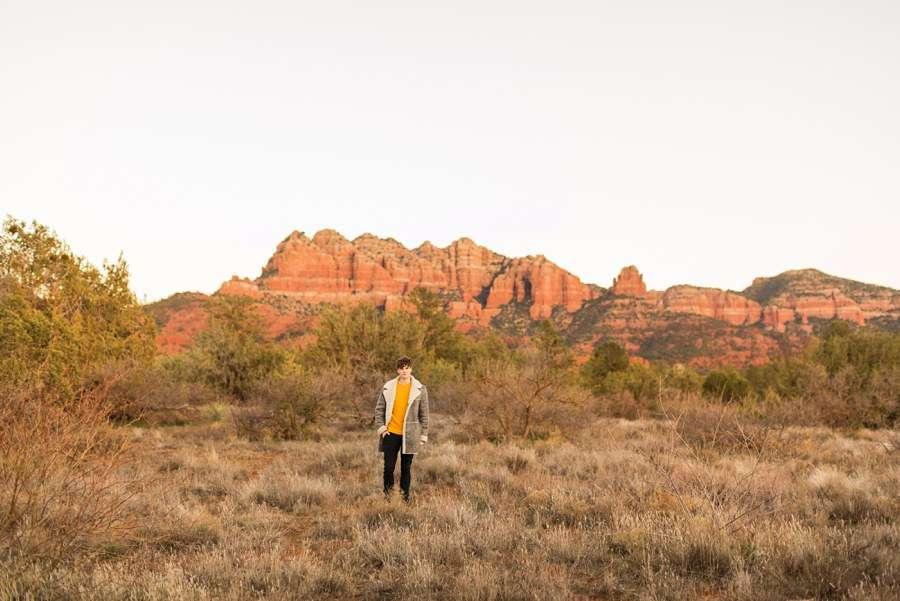 Northern Arizona Individual Photography Session