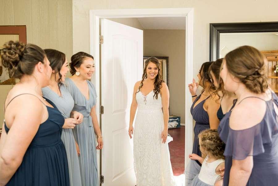 Jessie and Aaron: Stardance Tucson Wedding first look