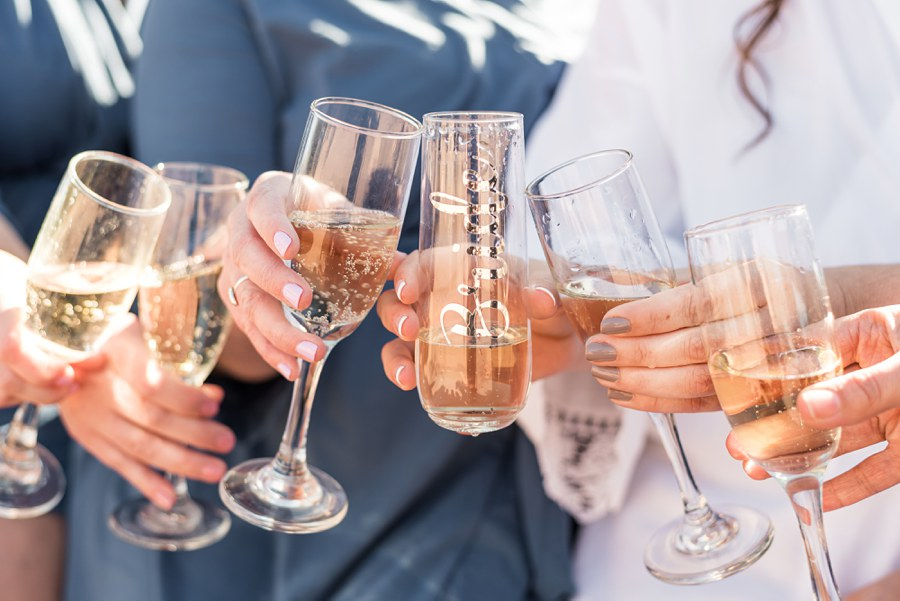 Jessie and Aaron: Stardance Tucson Wedding cheers