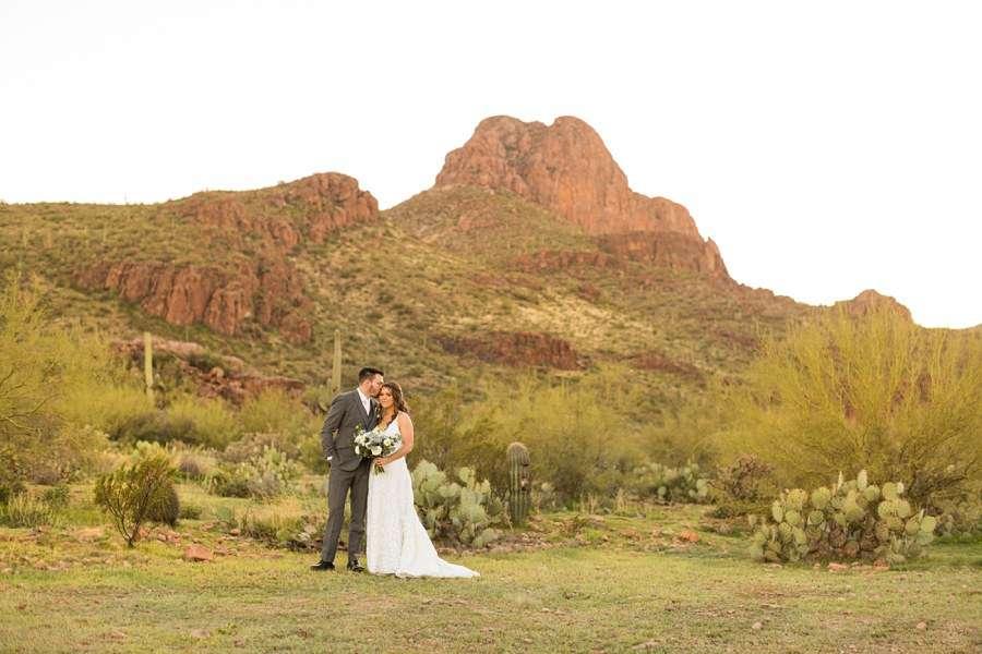 Jessie and Aaron: Stardance Tucson Wedding couple