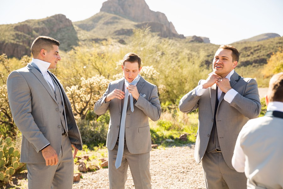 Jessie and Aaron: Stardance Tucson Wedding groomsmen