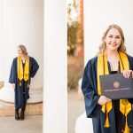 Brittany – NAU Flagstaff Senior Portraits