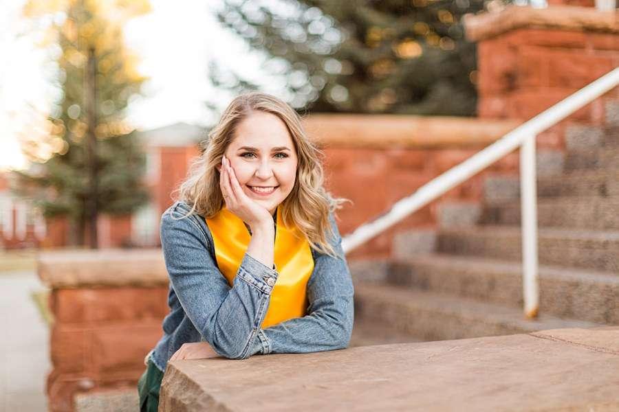 Flagstaff Northern Arizona University Graduate Photographer