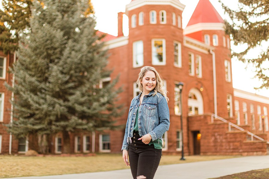Northern Arizona University Grad Photography