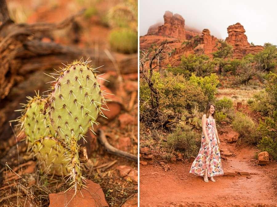 Grace: Red Rocks Arizona Photography spin
