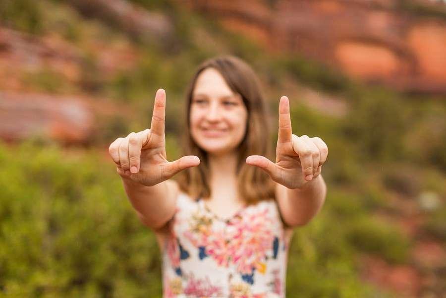 Grace: Red Rocks Arizona Photography lumberjacks