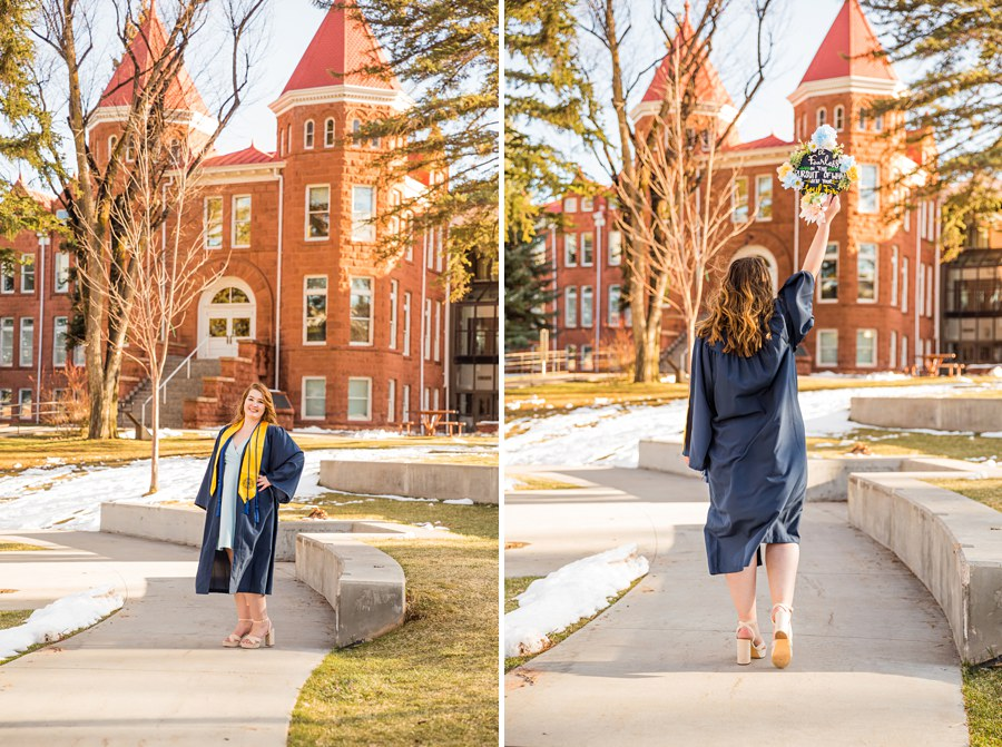 Shelby: Flagstaff NAU Senior Portrait Photographers celebrate