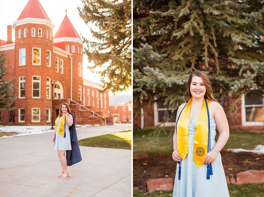 Shelby: Northern Arizona University Session Photography girl