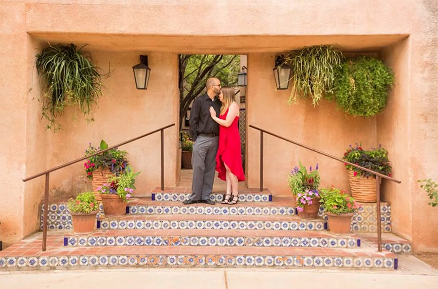 Best Season to Visit Sedona Arizona: Saaty Photography Tlaquepaque