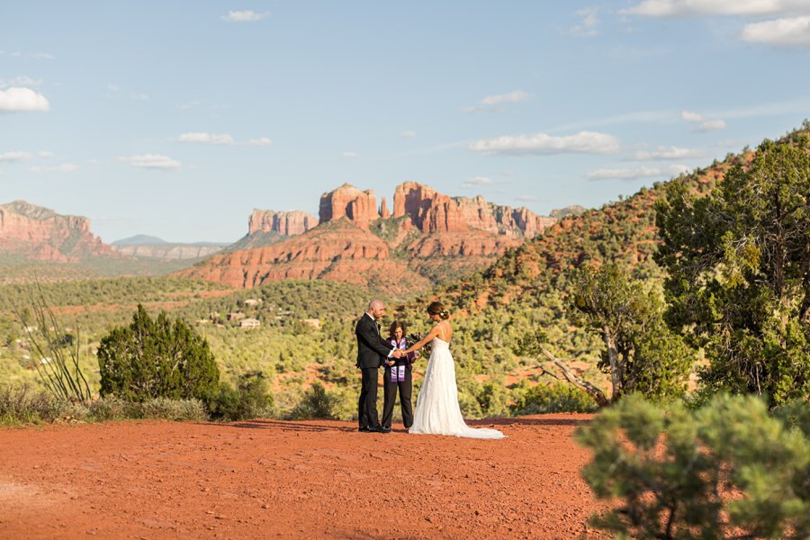 Holly and Erick - Sedona Arizona Elopement Photography - Destination - COVID-19 and Your Wedding: Consider Eloping Instead