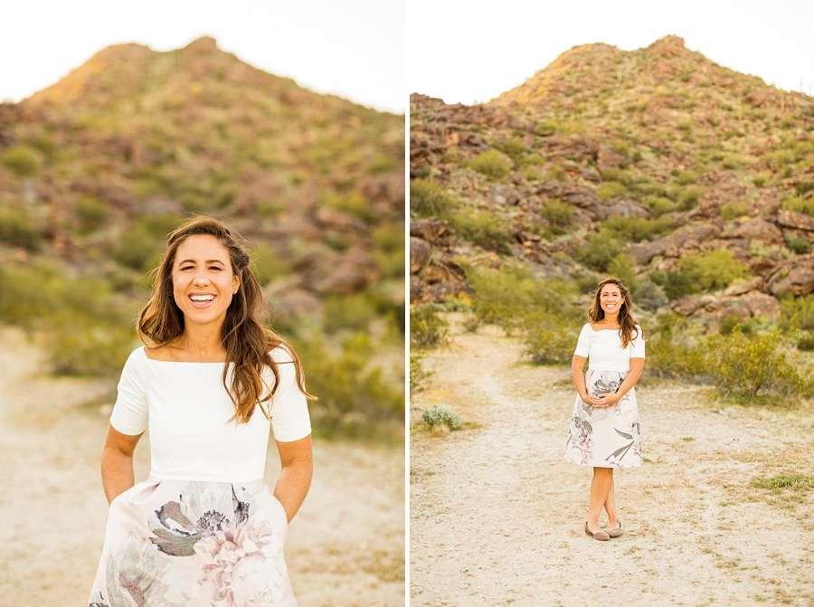 Liz and Jeremy: Ahwatukee AZ Portrait Photography wife