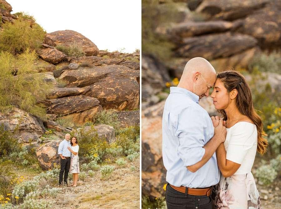 Liz and Jeremy: Tempe Arizona Engagement Photographers