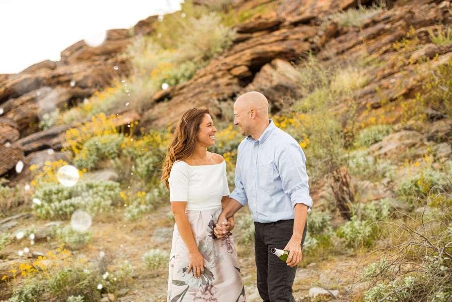 Liz and Jeremy: Ahwatukee AZ Portrait Photography celebrate