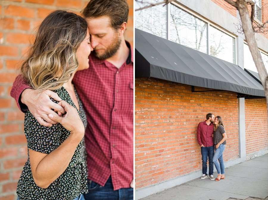 Natalia and Sean: Northern Arizona Portrait Photography intimacy