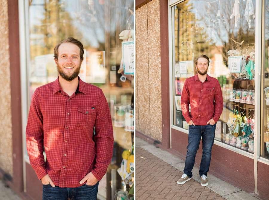 Natalia and Sean: Northern Arizona Portrait Photography male