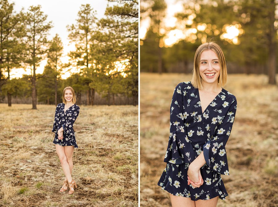 Savannah: Northern AZ Senior Photography celebrate