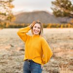 Savannah: Northern AZ Senior Photography