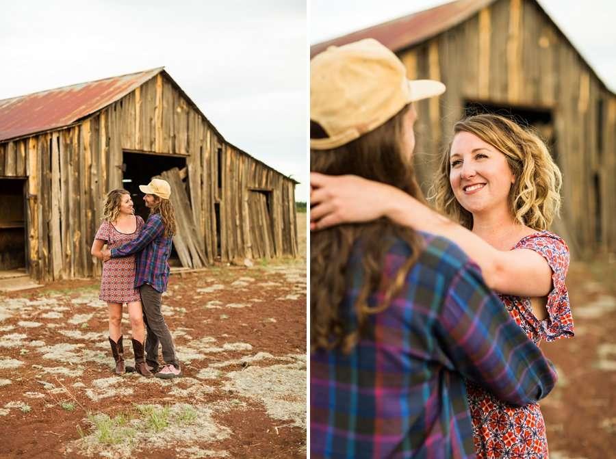 Taylar and Jacob: Flagstaff AZ Portrait Photographer happiness