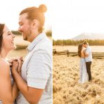 Andrea and Ty: Engagement Photographers Flagstaff