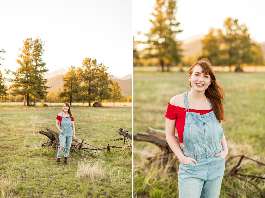 Bethany: NAU Portrait Photography Graduation graduate