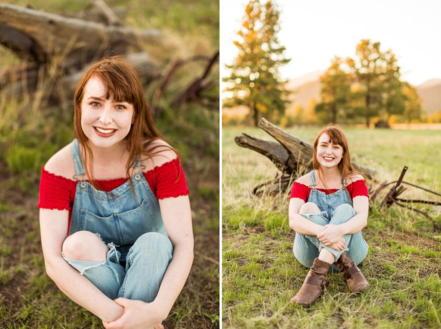 Bethany: NAU Portrait Photography Graduation joy