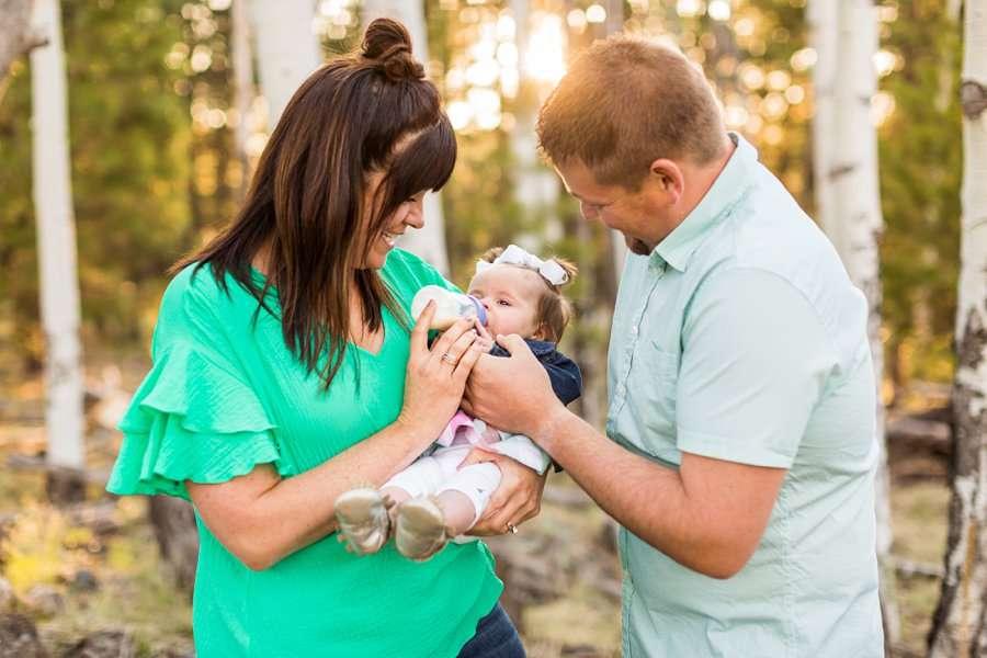 Bowman Family: Family Photographer Flagstaff AZ lifestyle