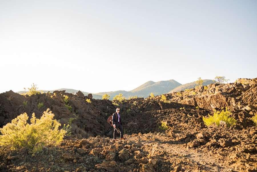 CF Black: Arizona Musician Portrait Photography epic