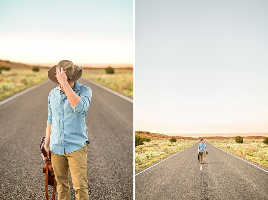 CF Black: Arizona Musician Portrait Photography az singer