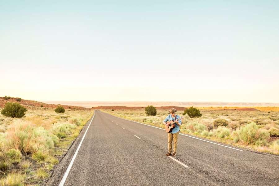 CF Black: Arizona Musician Portrait Photography adventure