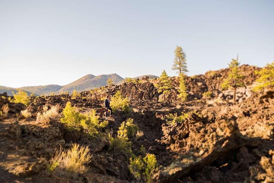 CF Black: Arizona Musician Portrait Photography landscape