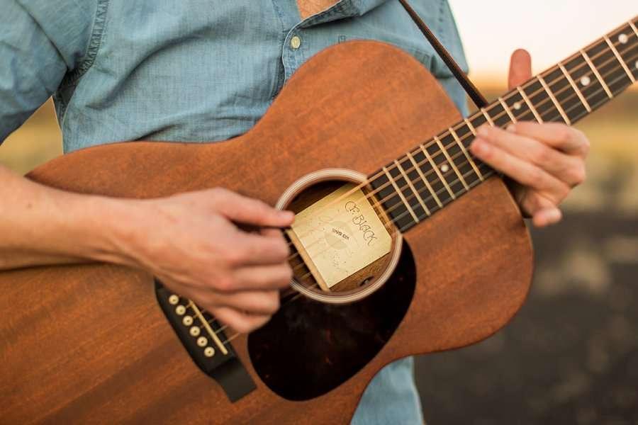CF Black: Flagstaff Sedona Band Photographer acoustic