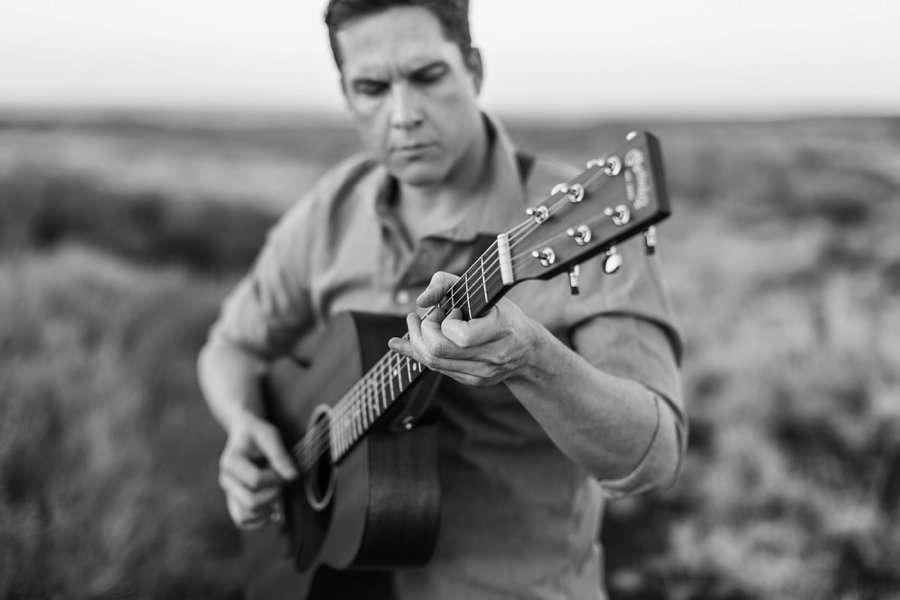 CF Black: Arizona Musician Portrait Photography arizona songwriter